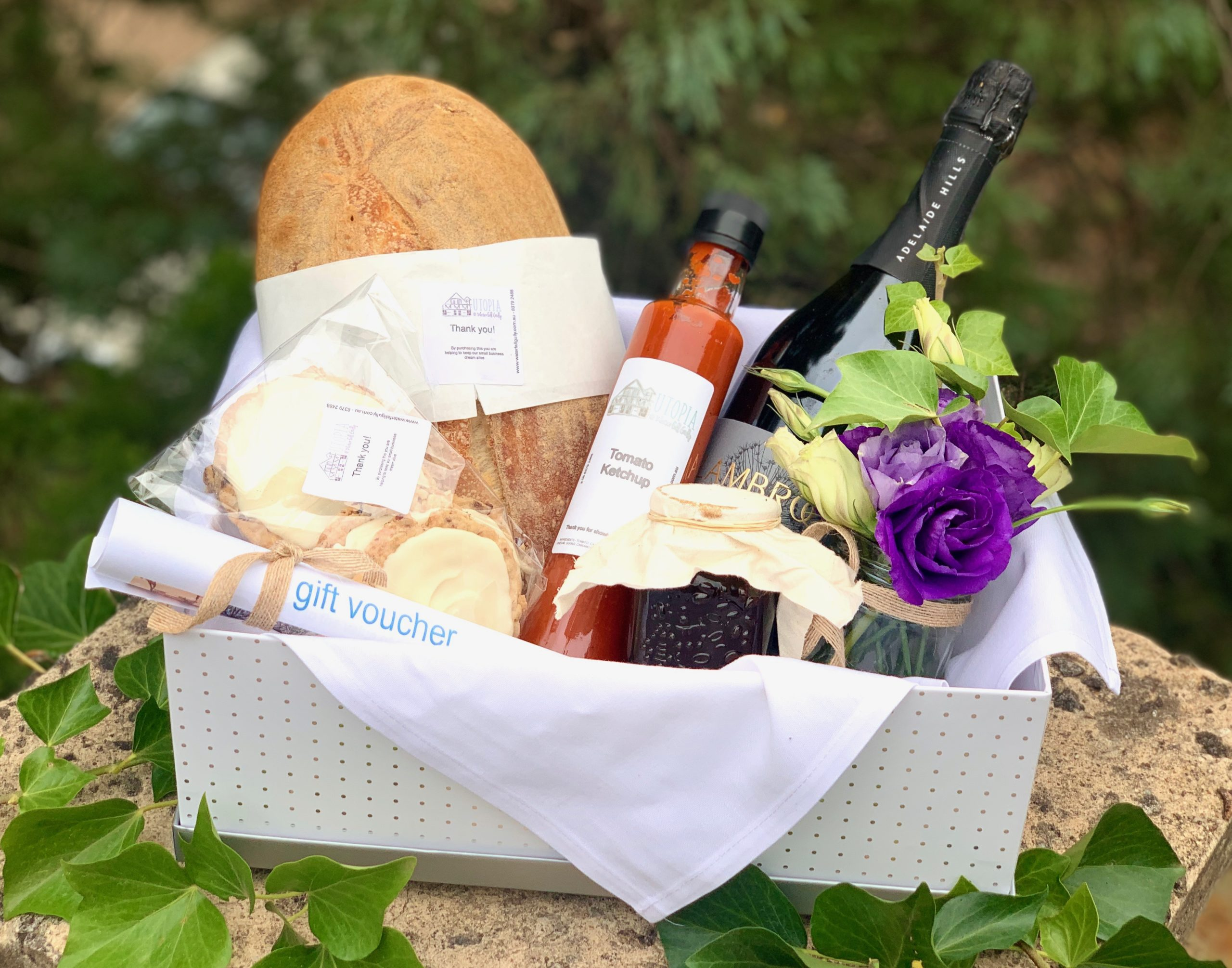 Mother's Day Hampers @ Utopia