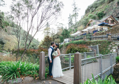 {Jackie + Andrew ~ 3 June 2017 ~ Utopia @ Waterfall Gully}