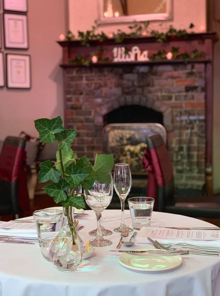 Valentine's Dinner @ Utopia